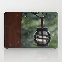 lantern iPad Cases featuring Lantern by Lord Toby