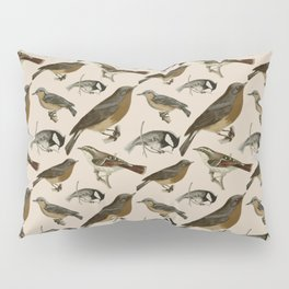 Bird pattern Pillow Sham
