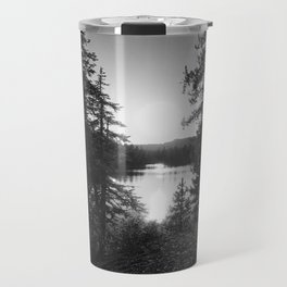 Devils Lake Travel Mug