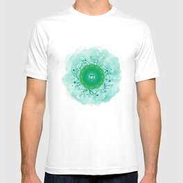 Heart Chakra Art T-shirt