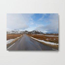 Beautiful Norway Metal Print