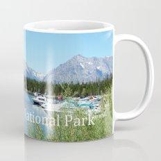 Grand Teton National Park. Landscape photography. Mug