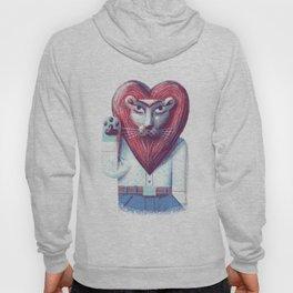 Lion's heart Hoody