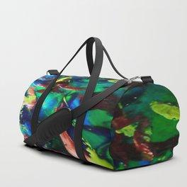 Zoom sur conque fruits Duffle Bag