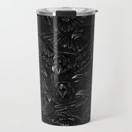 Raven Rage Travel Mug