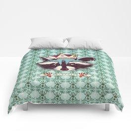 King Racoon · Ver.2 Comforters