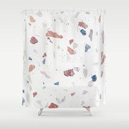 TERRAZZO - Light Shower Curtain