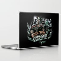 the goonies Laptop & iPad Skins featuring Oregon Coast Adventure by TEEvsTEE