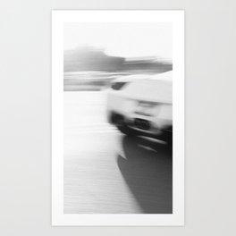 458 vertical Art Print