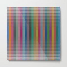 kolor v.3 Metal Print