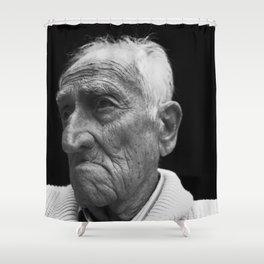 Ser Humano Shower Curtain