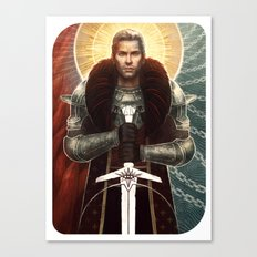 Cullen Card Canvas Print
