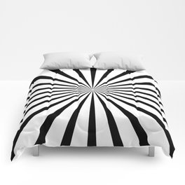 A Matter of Perspective Comforters