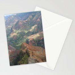 Waimea Canyon Stationery Cards