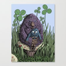 Mom Canvas Print