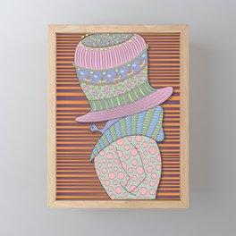 Incognito Framed Mini Art Print