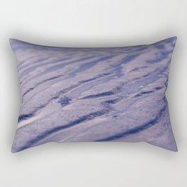 Blue Sand Rectangular Pillow