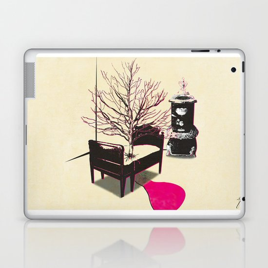 No rest for the restless... Laptop & iPad Skin