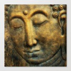 Buddho Canvas Print