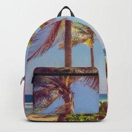 Tropical Breezes Backpack