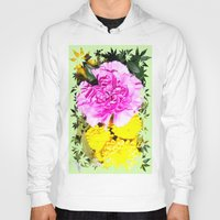 blossom Hoodies featuring Blossom by Art-Motiva