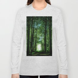 I found my way Long Sleeve T-shirt