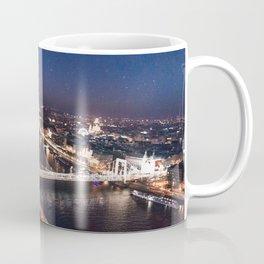 NIGHT TIME IN BUDAPEST Coffee Mug
