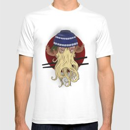 Ramen Cthulhu, the Great Old One T-shirt