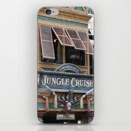 Jungle Cruise iPhone Skin