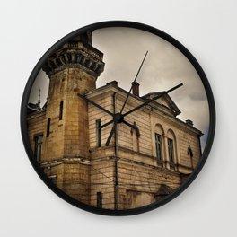 Dark Tower Wall Clock