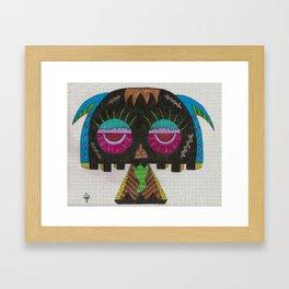 Burpee Framed Art Print