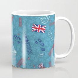 British pattern Coffee Mug