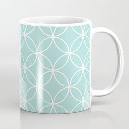 Circles Tiffany Coffee Mug