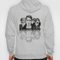 The Raven Boys Hoody