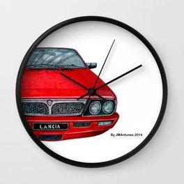 Lancia VX Wall Clock