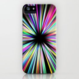 Zoompainting 3 iPhone Case