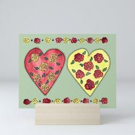 Rose Love Mini Art Print