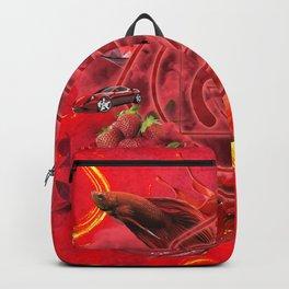 TSV I S1.04 || RED Backpack