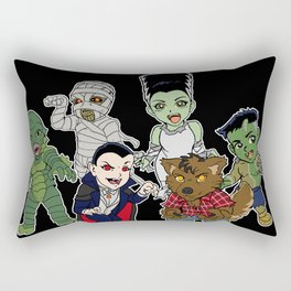 Universal Monsters Rectangular Pillow