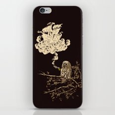 Wow! It's a ship! iPhone & iPod Skin
