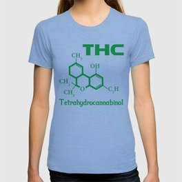 I Love THC T-shirt