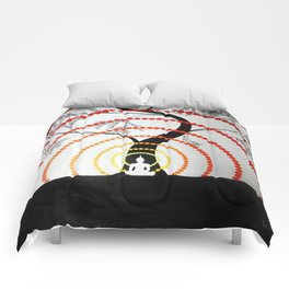 Waves of Peace Comforters