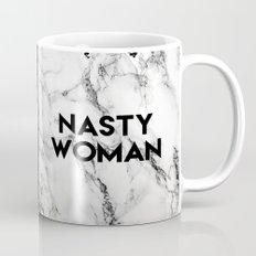 Nasty Woman (marble) Mug