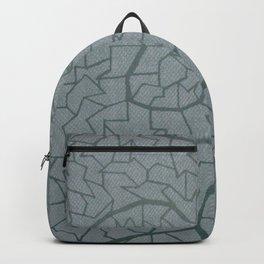 mosaic waves Backpack