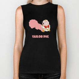 Sailor Pig Biker Tank