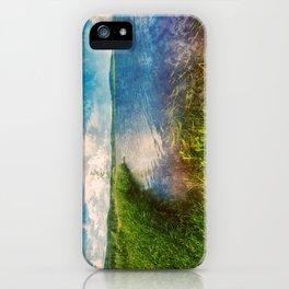 Nostalgic Memories of Beaver Brook iPhone Case