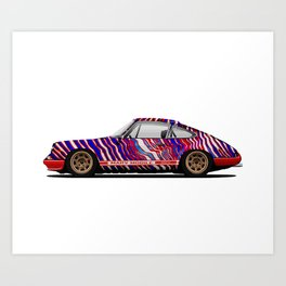 MARV MOBILE Art Print