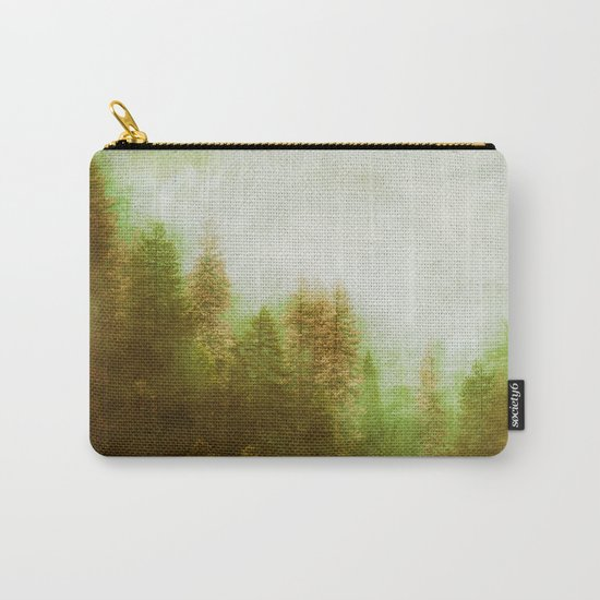 Dreamy Summer Forest Carry-All Pouch