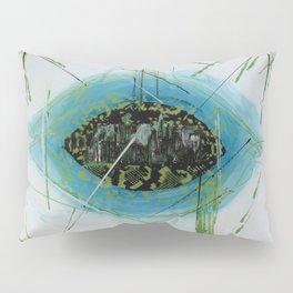 Eye of the city Pillow Sham