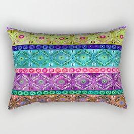 Darjeerling Stripe Rectangular Pillow